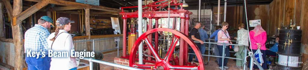 Key's Beam Engine