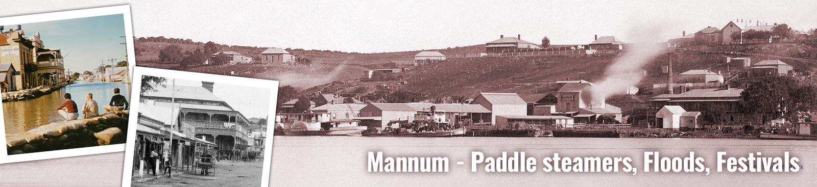 Mannum History