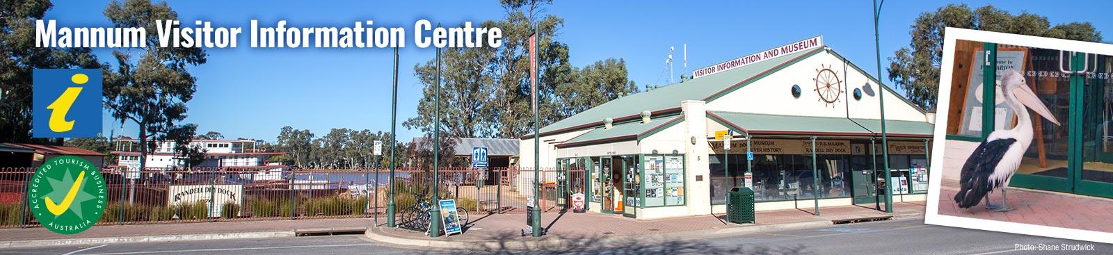 Mannum Visitor Information Centre